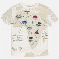 Maglietta maniche corte bimbo Art : 1031