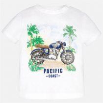 Maglietta manica corta moto Art:1033