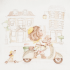 Completo bambina Mayoral Art : 2706