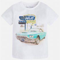 Maglietta manica corta west Art:3029
