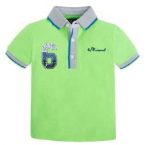Polo mc con applique Art: 3112 Mayoral