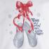 Maglietta bambina scarpine ballo Art:4061