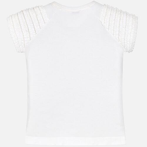 Maglietta manica corta attillata Mayoral Art:6026