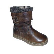 Stivali in pelle Momino Art : 6980N