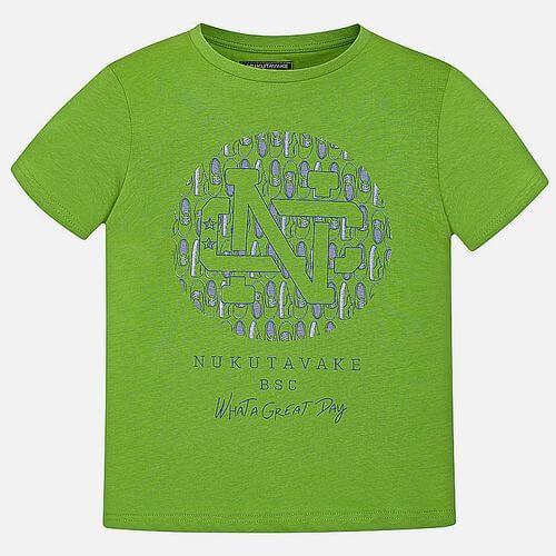 Maglietta manica corta bambino Mayoral Art ; 840