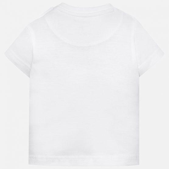 Maglietta manica corta per bambino 6 a 24 Mesi Mayoral