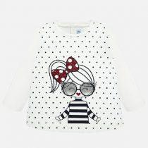 Maglietta manica lunga bambina Art 2016