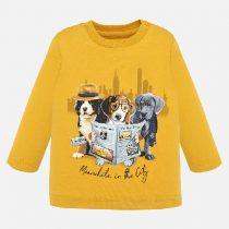 Maglietta cagnolini bambino Art 2022