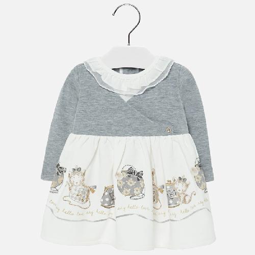 Vestito con ricamo bambina