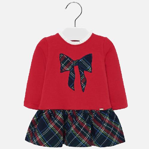 Vestito fiocco bambina Art 2927