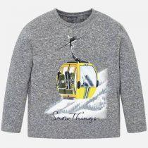 Maglietta neve bambino Art 4019