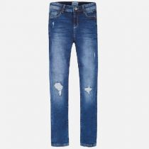 Jeans slim fit ragazza Art 556