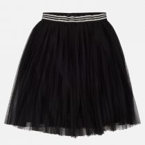 Gonna in tulle plissettato ragazza Art 7913