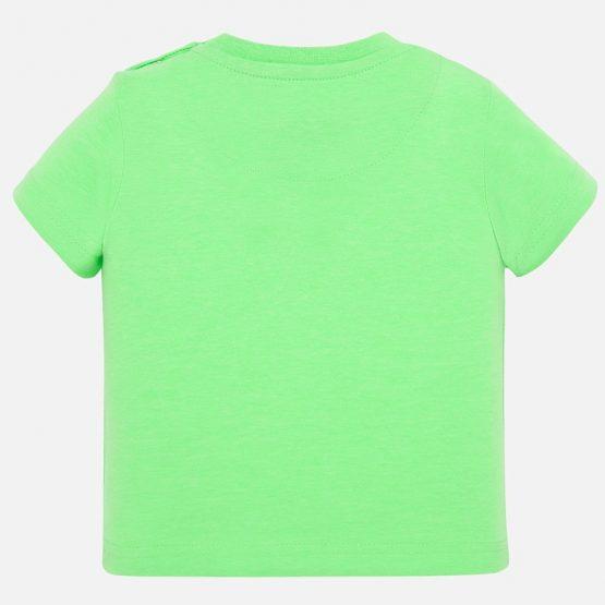 Maglietta manica corta animal bambino