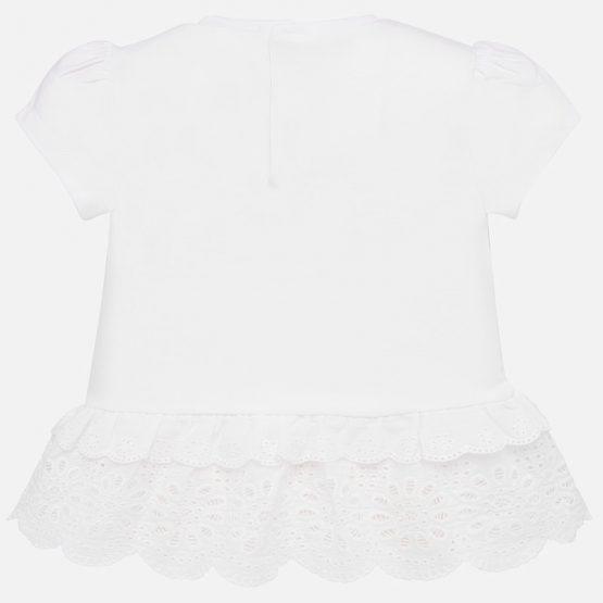 Maglietta manica corta bambina
