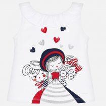 Maglietta bambole bambina