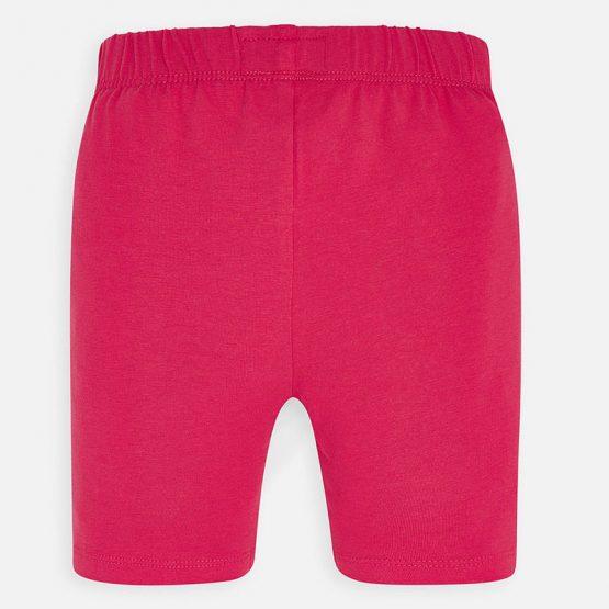 Pantalone modello ciclista per bambina