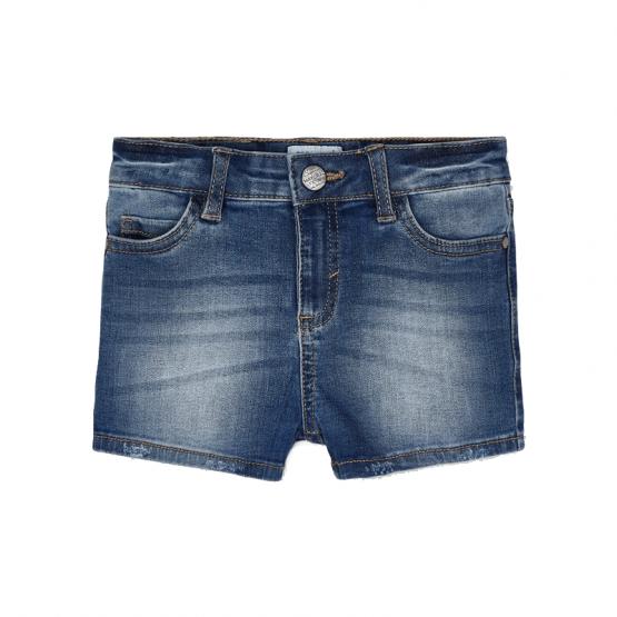 Pantaloncino jeans ecofriends bambina Art 236 E