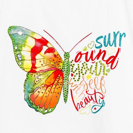 Maglietta farfalla ragazza 10 a 16 Anni Mayoral