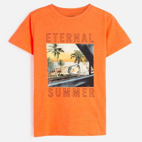 Maglietta manica corta eternal summer ragazzo