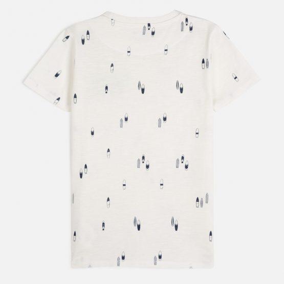 Maglietta manica corta stampata ragazzo